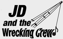 JD and The Wrecking Crew Logo