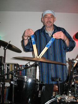 Jeremy Sheehan Vater Percussion Promo Picture