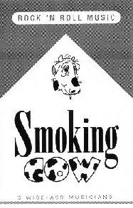 Smoking Cow's Promotional Cassette - 1995